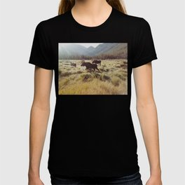 Three Meadow Moose T-shirt