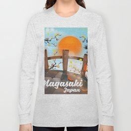 Nagasaki Japan Long Sleeve T-shirt