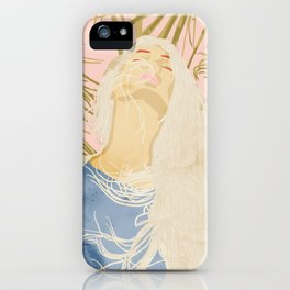 Blissful iPhone Case