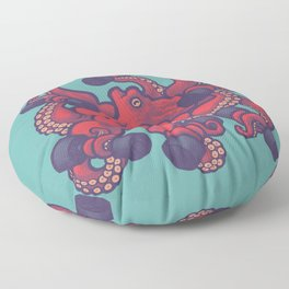 Tentacurls Floor Pillow