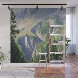 SWIFT CREEK HEADWATERS BELOW TABLE MOUNTAIN Wall Mural