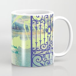 The truth will set you free Coffee Mug