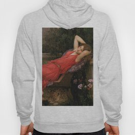 Ariadne, John William Waterhouse Hoody