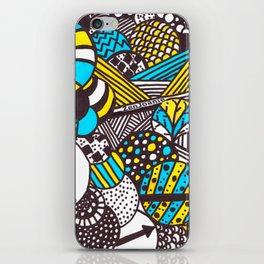 """Illumination"" iPhone Skin"