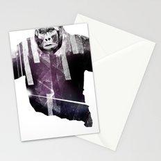 big animal Stationery Cards