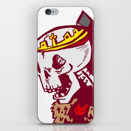 You win or you die iPhone Skin