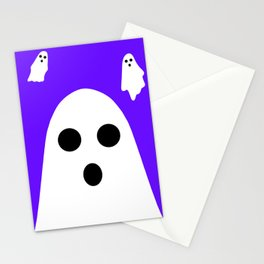 Halloween Series: Ghost Stationery Cards