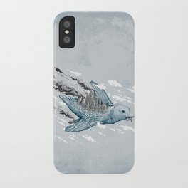 Cleaning the World iPhone Case