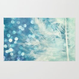 Feather & Sparkle Rug