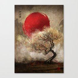 Iroha Canvas Print