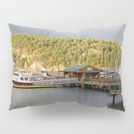 DEER HARBOR HIGH TIDE SUNRISE Pillow Sham