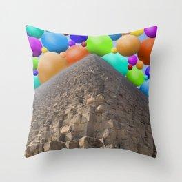 Caelum 4 Throw Pillow