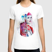 the national T-shirts featuring  Bulgarian national costume by Slaveika Aladjova