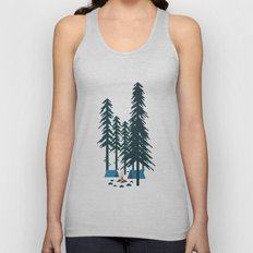 Let's get lost Unisex Tank Top