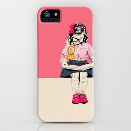 GoodGirl iPhone Case