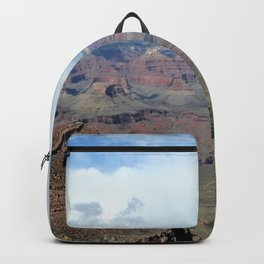 Majestic Grand Canyon Photo - Space to Breathe Backpack