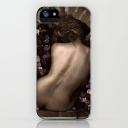 Ashes of roses iPhone Case