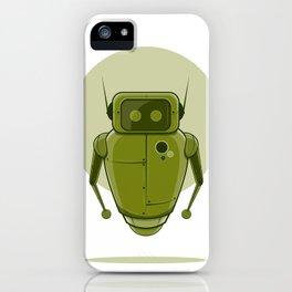 Robot iPhone Case