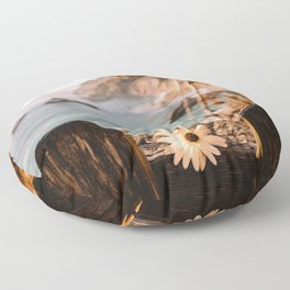 Big Sur Love 2 Floor Pillow