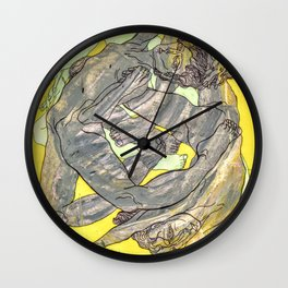 samsara Wall Clock