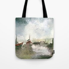 Maiden's Tower Tote Bag