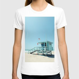 Rosecrans Tower in Manhattan Beach (El Porto) T-shirt