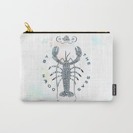 Lobster - Salt Club 76 - Down by the Sea Carry-All Pouch