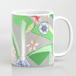 Christmas Tinsel Coffee Mug