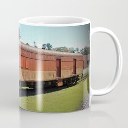 Railway Mail Car Coffee Mug