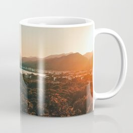 Sunset at the Bay Coffee Mug