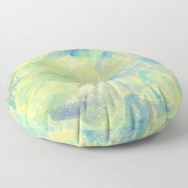 Abstract II Floor Pillow