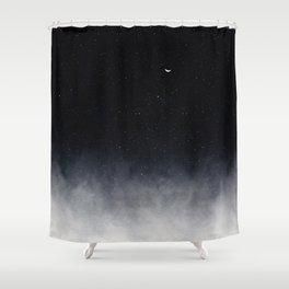 After we die Shower Curtain