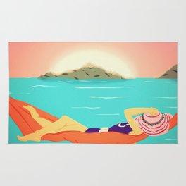 Sunset Dreams Rug