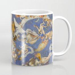 Fresco of the Villa Farnese, Lazio, Italy Coffee Mug