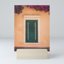 Summer in Italy I   Sardinia Travel Photography   Simple Photo Print Mini Art Print