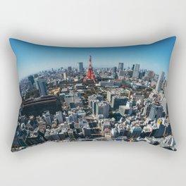 Tokyo Birdseye Rectangular Pillow