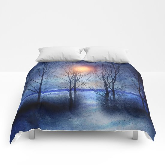 Winter sonata Comforters