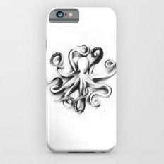 Flat Octopus iPhone 6s Slim Case