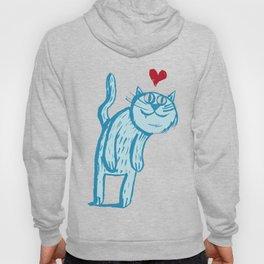 Luuuurv Cat Hoody