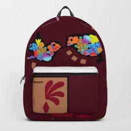Mischief Tweets Backpack