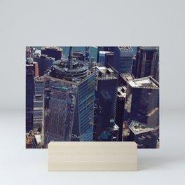 Top of the World Trade Mini Art Print