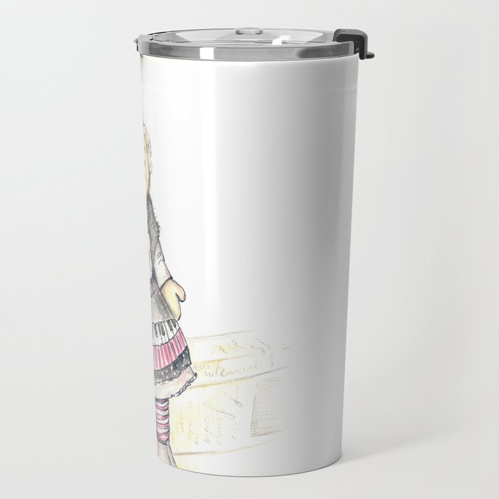 Doll Travel Mug