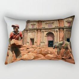 Brickwork Rectangular Pillow