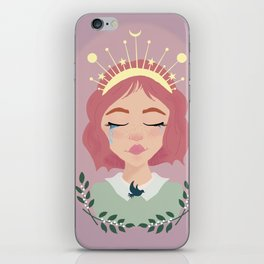Mother Peace iPhone Skin