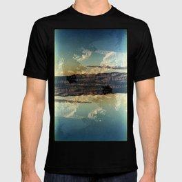 Landscapes c13 (35mm Double Exposure)  T-shirt