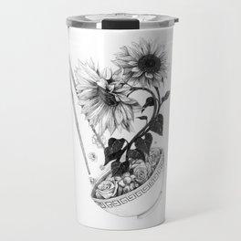 Sunflower Ramen Travel Mug