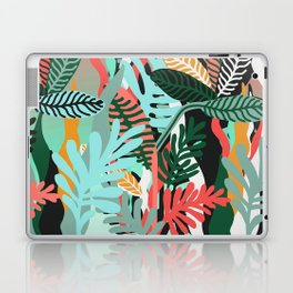 Sunset in the jungle Laptop & iPad Skin