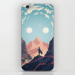 Vol. 2 iPhone Skin