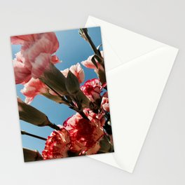 flores #4 Stationery Cards