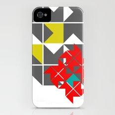Red Herring iPhone (4, 4s) Slim Case